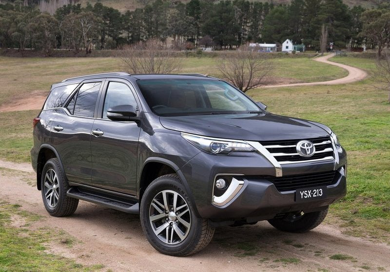 New Toyota Fortuner 2016 India Price In India Specifications