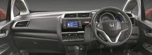 Honda Jazz_Front Dashboard Shot_V1