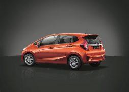 Honda Jazz_Pre Launch_Rear 3-4th Studio Shot_V1