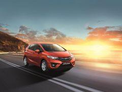 Honda Jazz_Side 3-4th Eveming Launch Shot_V4