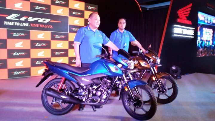 Honda Livo India Launch Delhi
