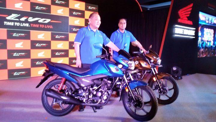 Honda Livo India Launch Delhi