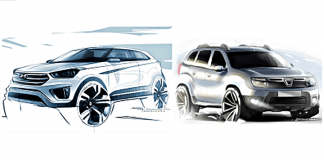 Hyundai-creta-vs-Renault-Duster-mileage