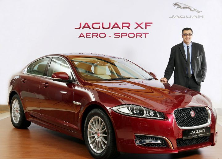 Jaguar XF Aero-sport India