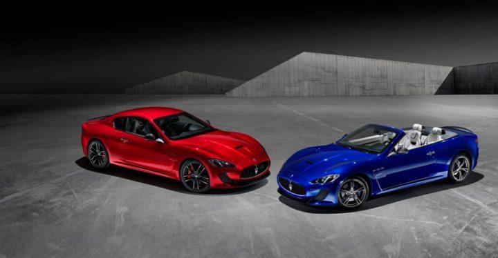 Maserati GranTurismo & GranCabrio Centennial Edition (23)