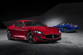 Maserati GranTurismo & GranCabrio Centennial Edition (24)