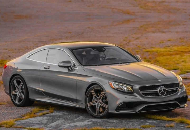 Mercedes S 63 AMG Coupe India 3