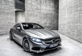 Mercedes S500 Coupe India 1