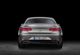 Mercedes S500 Coupe India 10