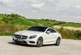 Mercedes S500 Coupe India 2