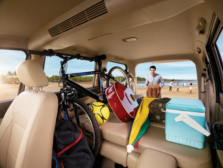 New Chevrolet Enjoy Launched - Space
