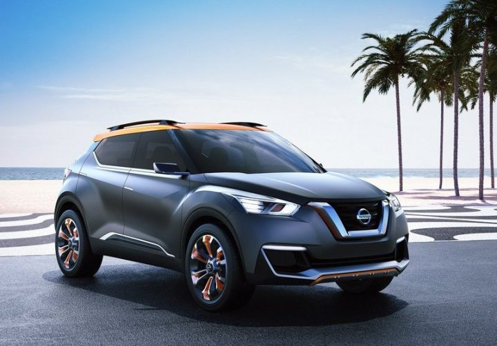 Upcoming Cars Under 20 Lakhs - Nissan Kicks