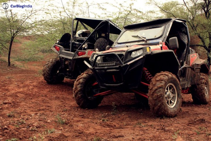 Polaris Experience Zone Dharuhera Review RZR S800 XP900 (2)