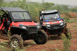 Polaris Experience Zone Dharuhera Review RZR S800 XP900 (3)