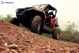 Polaris Experience Zone Dharuhera Review RZR S800 XP900 (4)