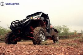 Polaris Experience Zone Dharuhera Review RZR S800 XP900 (5)
