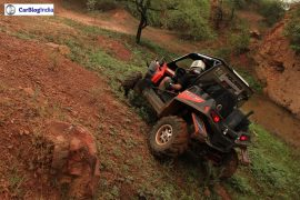 Polaris Experience Zone Dharuhera Review RZR S800 XP900 (7)