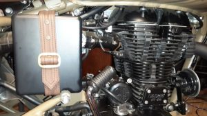 Royal Enfield despatch limited engine