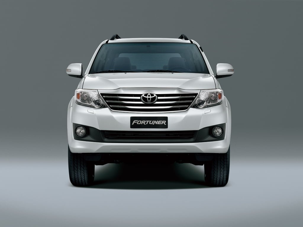 Toyota Fortuner Old Vs New Comparison