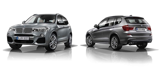 The new BMW X3 xDrive 30d M Sport india