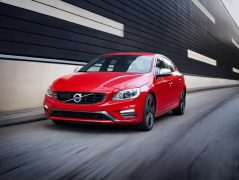 Volvo S60 Red - Front