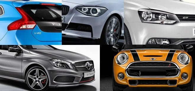 fastest hatchbacks in india