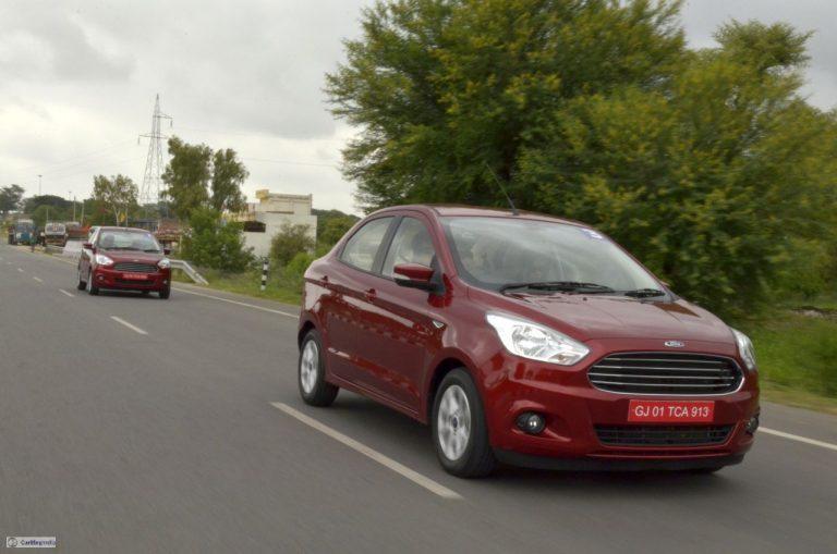 Ford Figo Aspire Price Announcement Today