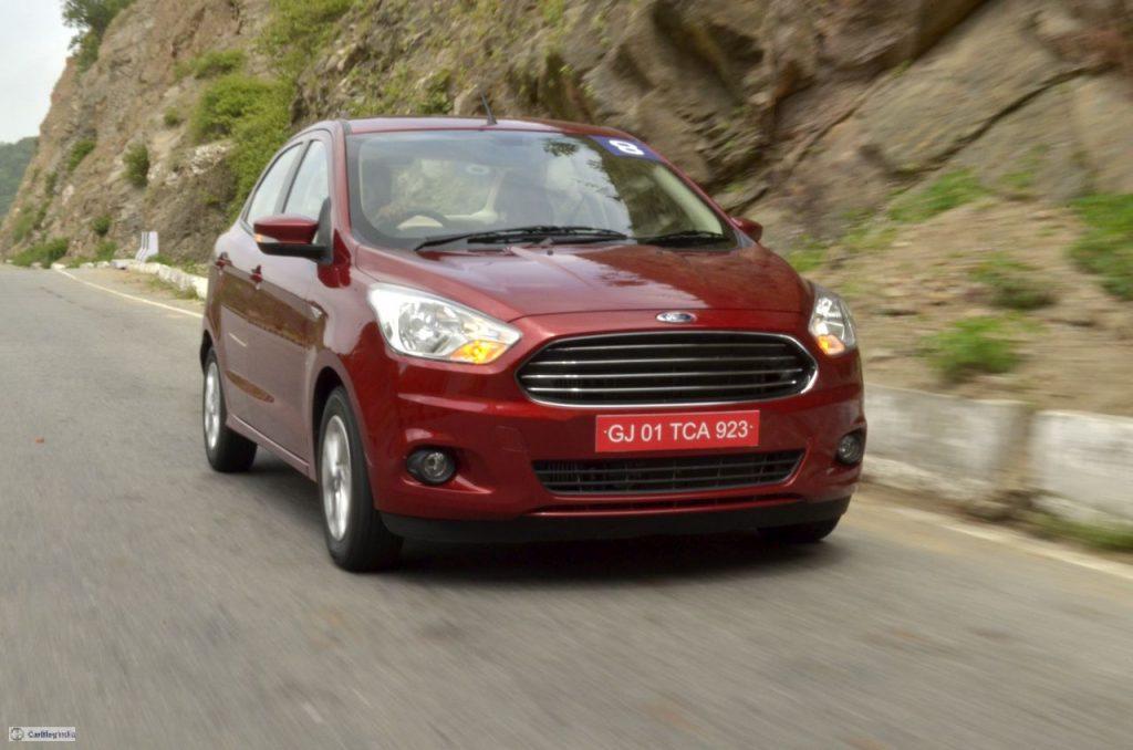 best mileage cars in india price, specs, images ford-figo-aspire