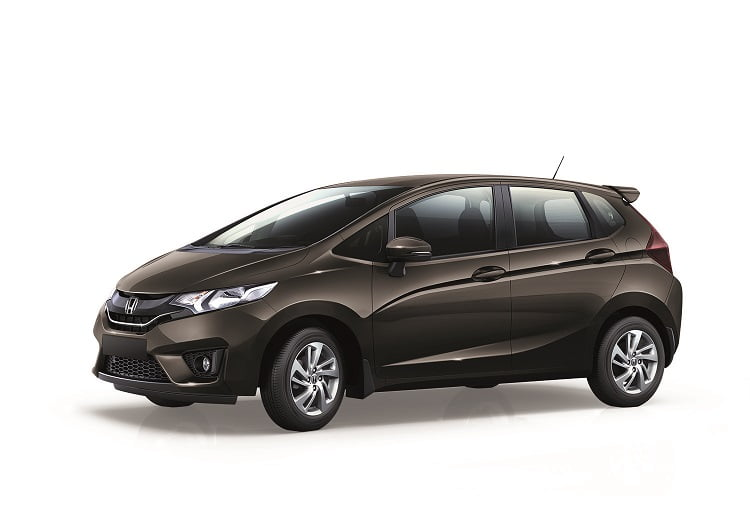 2015 honda jazz test drive review pics mileage features. Black Bedroom Furniture Sets. Home Design Ideas