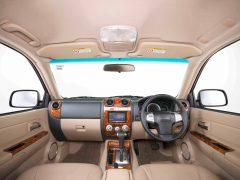 isuzu-mu-7-new-AT-dashboard