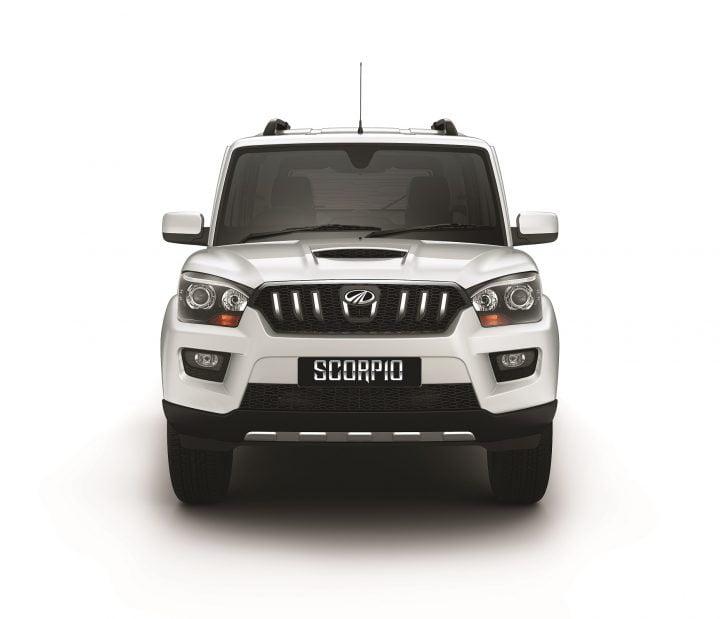 car discounts india 2016 mahindra-scorpio-automatic