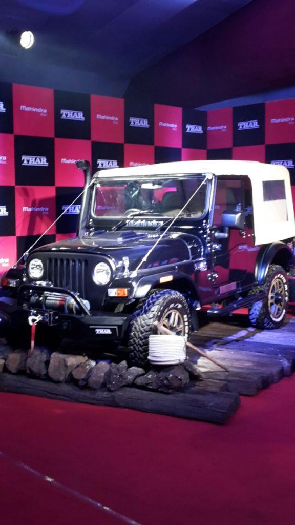 Mahindra Thar 10 Carblogindia