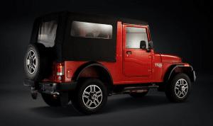 mahindra-thar-facelift-side-rear-red