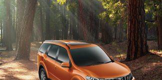 mahindra-xuv500-orange-front-angle