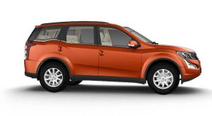 mahindra-xuv500-orange-side