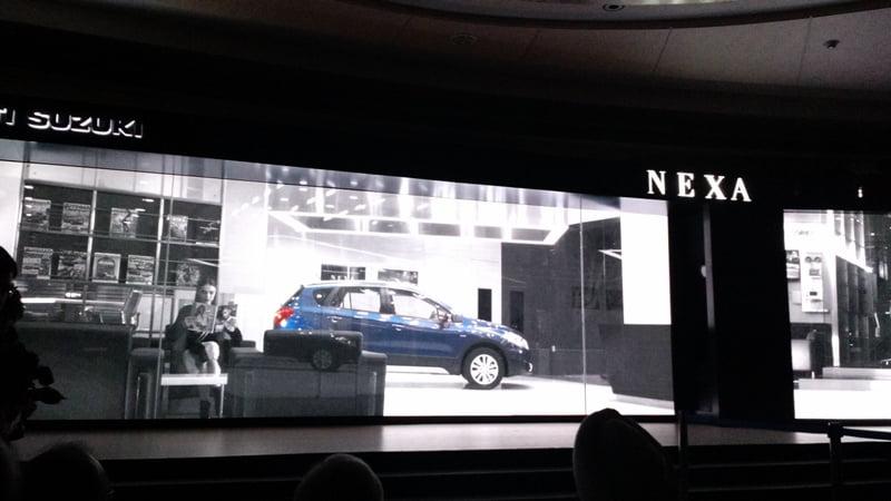 Suzuki Car Dealership >> Maruti Suzuki Nexa Showroom