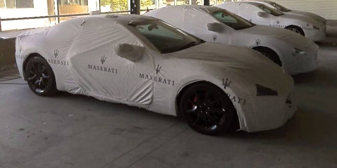 Maserati India Launch by September 2015! Vehicles Start Arriving in India [Full Model Range & Prices]