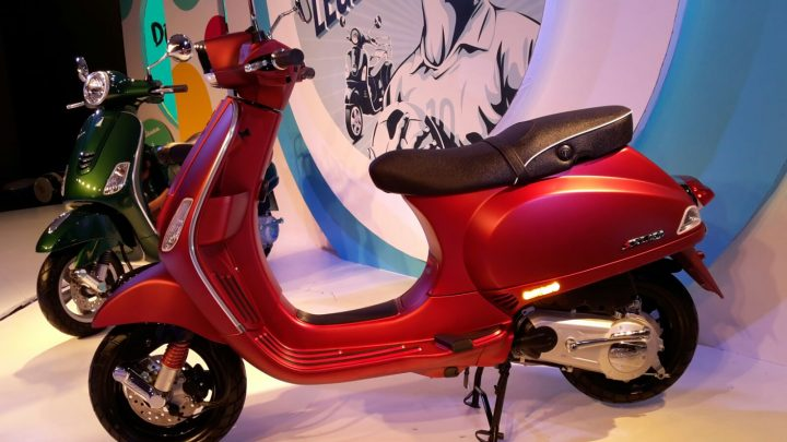 Best Bikes in India Under 1 lakh Price, Images, Specifications - vespa 150
