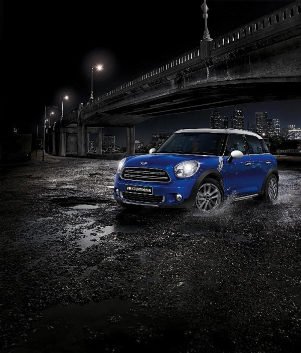 01 The new MINI Countryman
