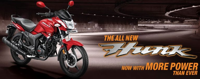 2015 Hero Hunk Facelift Launch Soon; Gets More Power! [Official Images & Details]