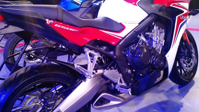 Honda CBR650F India Launch Price Photos Details