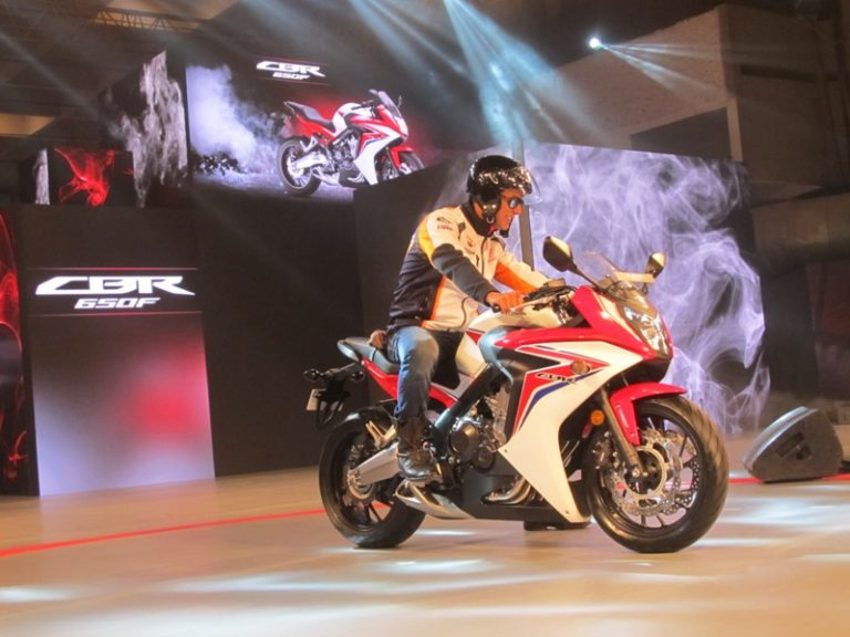 Honda CBR650F India Launch Price – INR 7.30 Lacs
