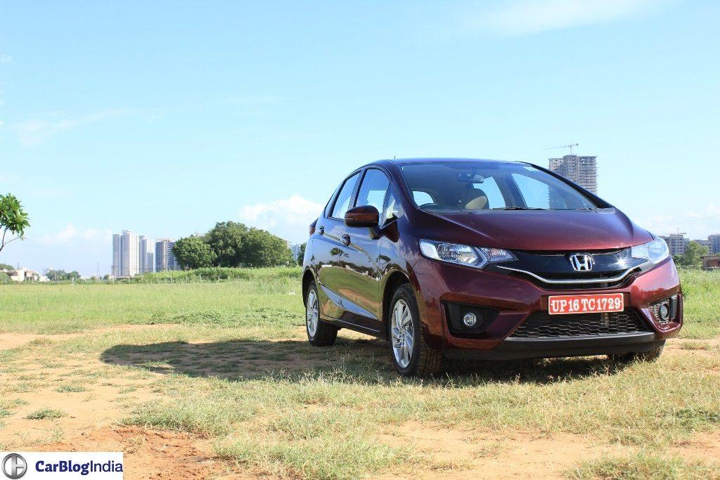 best mileage cars in india price, specs, images 2015-honda-jazz