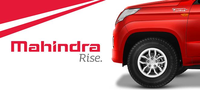 Mahindra TUV300 vs Maruti Ertiga vs Honda Mobilio comparison - 2015-mahindra-tuv300-red-india-launch-Alloy-with-bonnet-cover