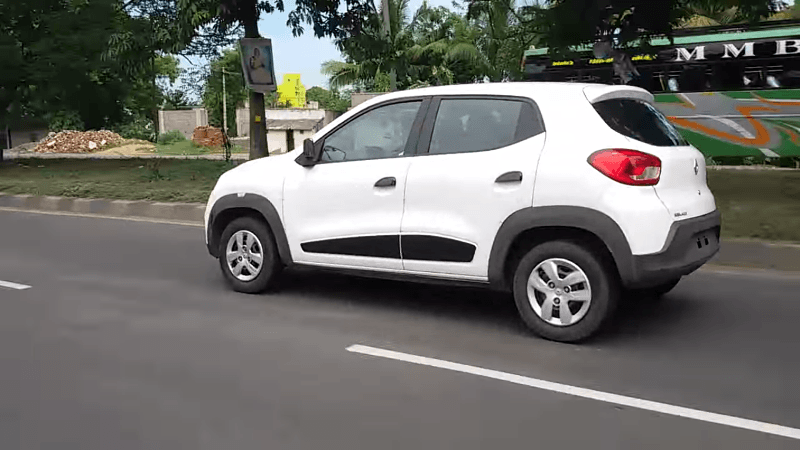 Kwid diesel car price in india 10