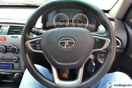 tata safari storme varicor 400 steering