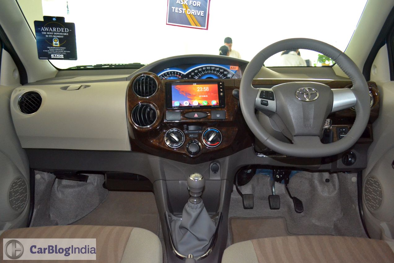 Toyota Etios Xclusive Limited Edition Price Features Images
