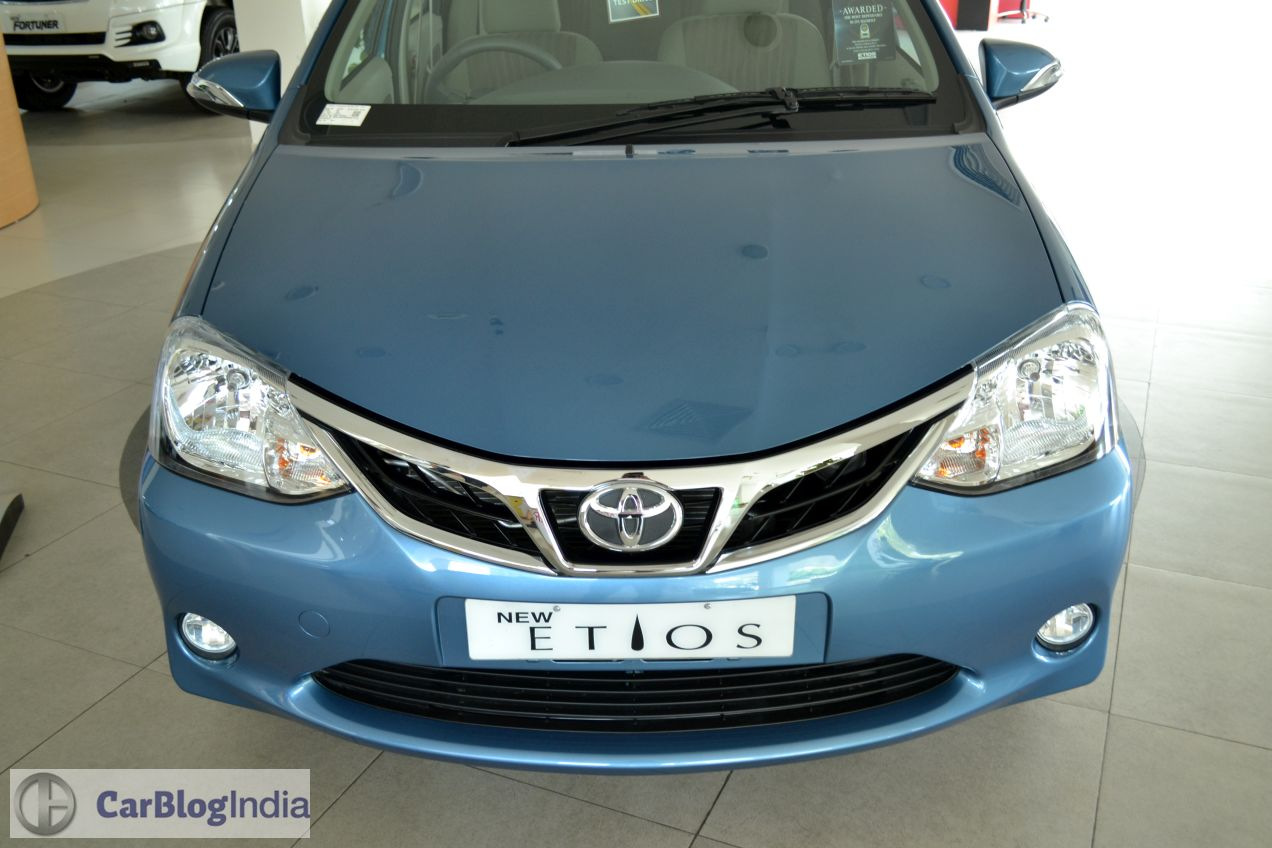 Toyota Etios Xclusive Limited Edition Price, features, Images