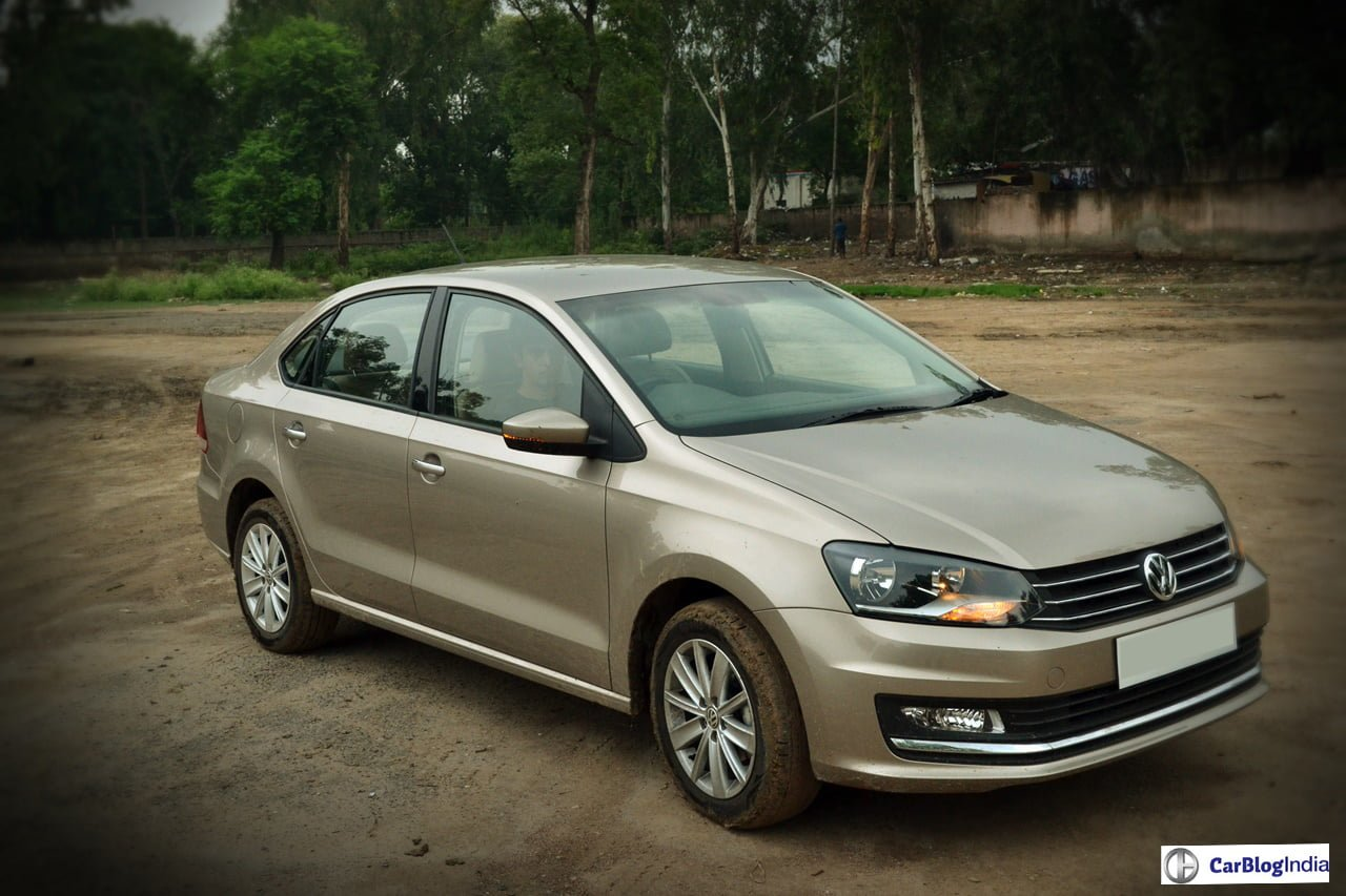 volkswagen vento review test drive images