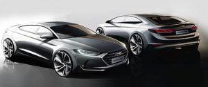 2016-Hyundai-Elantra-front-three-quarter-and-rear-three-quarter-teaser-image